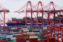 China's trade boom continues in May on strong global demand