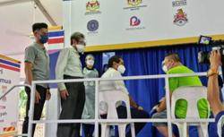 Covid-19: First mobile vaccination unit starts operation in KL