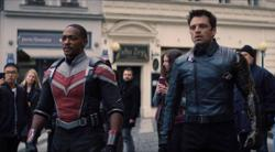 The Falcon And The Winter Soldier bears the weight of a broken world