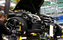 Daimler's China venture aims to raise capacity 45% at Mercedes-Benz plants