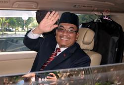 Kedah MB ready to face punishment in test drive incident