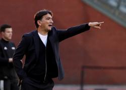 Soccer-Coach Dalic unfazed by Croatia's defeat by Belgium