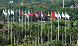 China hosts South-East Asian ministers as it competes with US