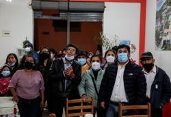 Peru's Castillo builds election lead but Fujimori says won't concede yet