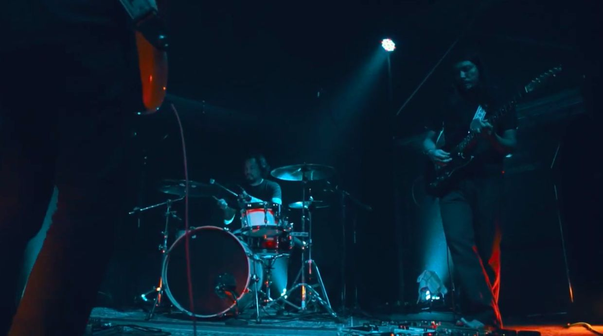 Deepset's virtual performance at Live Fact will released as a live CD. Photo: Live Fact