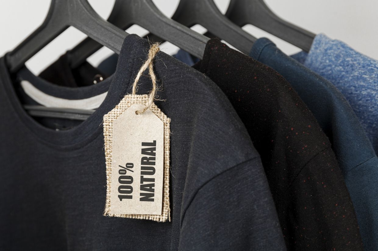 Sustainable fashion is a vast concept that visibly isn't always clear for consumers. Photo: AFP