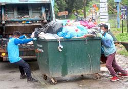 Handling waste safely