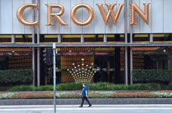 Crown's Perth casino probed by financial crime regulator