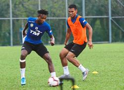 Tunku Ismail says he's buying players to improve JDT