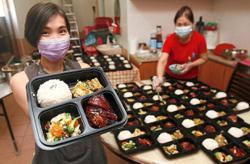 A joy to cook for nursing home