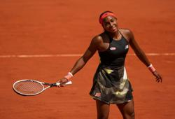 Tennis-Gauff handles media questions like a forehand, with style and control