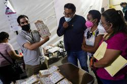 Once a lock for ruling party, opposition make electoral gains in Mexican capital