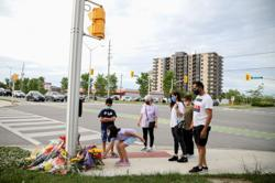 Man suspected of killing Canadian Muslim family was motivated by hate -police