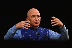 Jeff Bezos plans to travel to space on Blue Origin flight