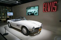 Munich car museum restores Elvis's old roadster for karaoke nights Munich