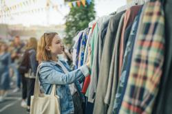 Generation Z are turning to online second hand stores, due price and environmental concerns