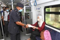 Police: Compliance level among public in Shah Alam satisfactory