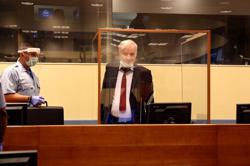 Genocide conviction upheld against former Bosnian Serb military chief Mladic