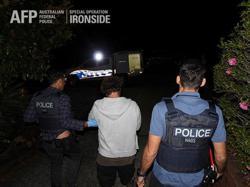 Global crackdown on organised crime after high-tech U.S.-Australia sting