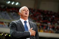 Soccer-Arnold proud after young Socceroos trample Taiwan