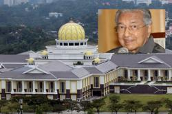 Dr M to have audience with the King on Thursday (June 10), says Pejuang info chief