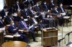 Japan ruling MPs seek emergency clause for constitution amid pandemic response discontent