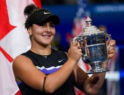 Tennis-Andreescu splits with coach Bruneau after French Open exit