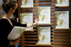 Meghan, Britain's Duchess of Sussex, releases debut children's book 'The Bench'