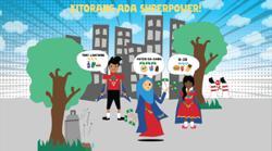 'Apa Pandang Pandang' online arts project opens up new world for B40 children
