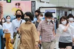Japan upgrades Q1 GDP