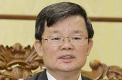 Penang CM explains Penang South Islands project