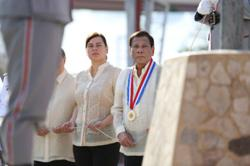 Sara Duterte succeeding her father as next president not political dynasty: Palace