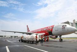 AirAsia's Teleport expands capacity with freighter, converted planes