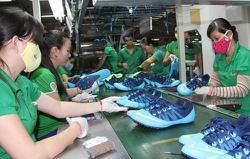 Vietnam's footwear exports to EU grow