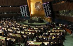 Laos elected vice president of UN General Assembly