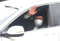 Live updates: Mat Sabu leaves Istana Negara
