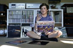 Vinyl records surge during pandemic, cassettes making a comeback