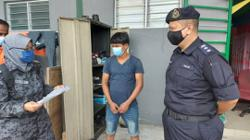 Cops issue three compound notices at Teluk Intan factory