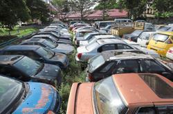 'Send old cars to scrapyard'