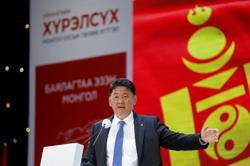Ex-Mongolian prime minister Khurelsukh wins presidential election