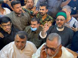 Iraq releases Iran-aligned commander arrested on terror charges