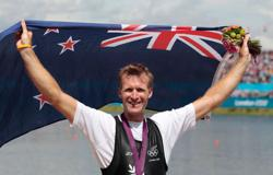 Olympics-NZ rowing double gold medallist Drysdale retires