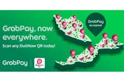 Grab rolls out GrabPay DuitNow QR for more digital payment options nationwide