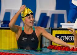 Olympics-Australian swimmer Groves pulls out of Games trials, citing 'perverts'