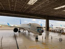 Garuda grounds two thirds of its fleet