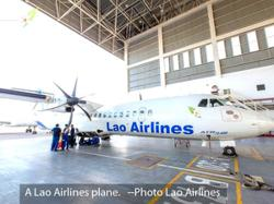 Lao Airlines, bus companies delay resumption of services