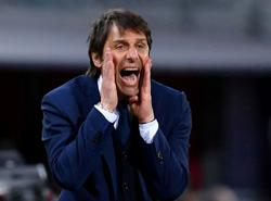 Soccer-Conte speaks out on Inter exit, says money not priority