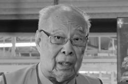Penang Cheshire Home president Khoo Keat Siew passes away at 91
