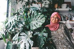 Malaysian mother of a child with autism turns to paper-cutting to destress