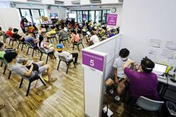 Singaporeans aged 12 to 39 can book vaccination appointments from June 11